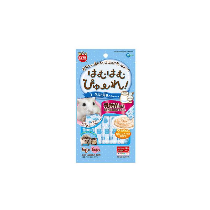 MR-847倉鼠乳酪味雞肉泥5gx6pcs