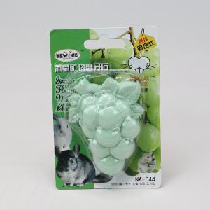 小動物專用葡萄型礦物磨牙石1pcs