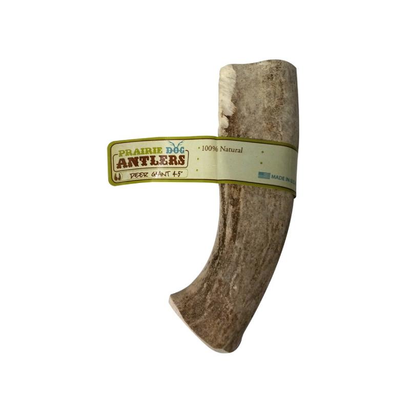 高鈣天然鹿角粗條4-5吋
