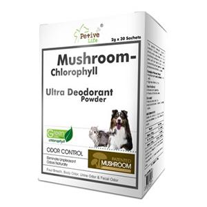 特級蘑菇葉綠素除臭排毒粉