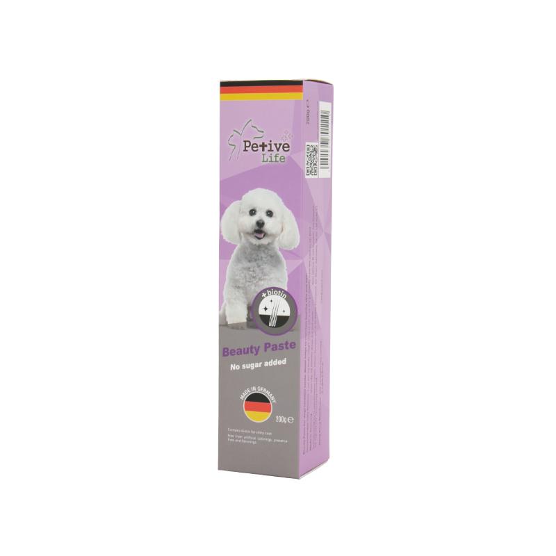犬用美毛美肌營養膏 200g