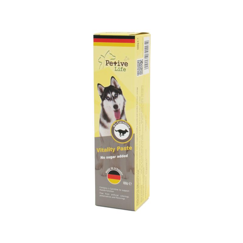 犬用增強活力營養膏 100g