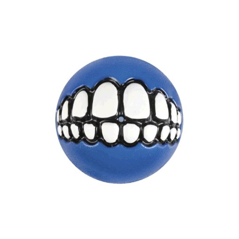 #*GR04哨牙為食波-藍色7.8CM