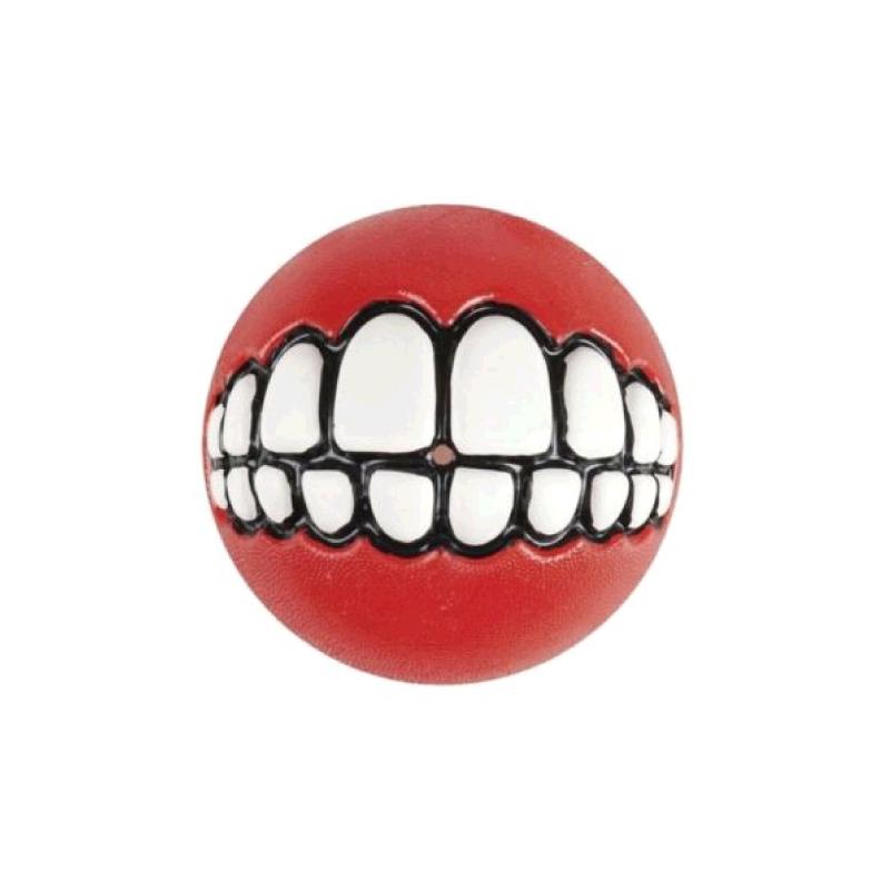 #*GR04哨牙為食波-紅色7.8CM