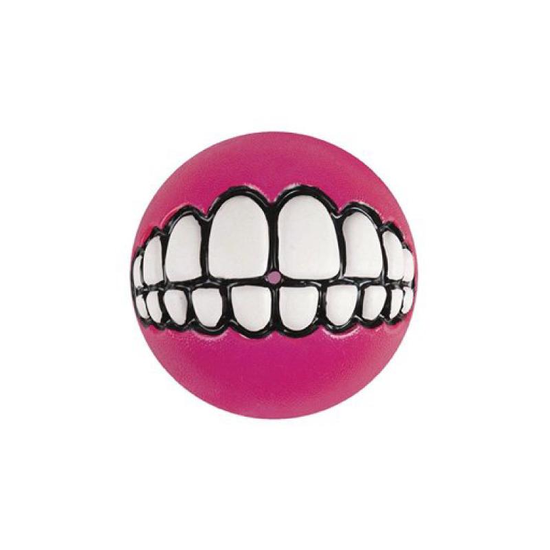 #*GR04哨牙為食波-粉色7.8CM