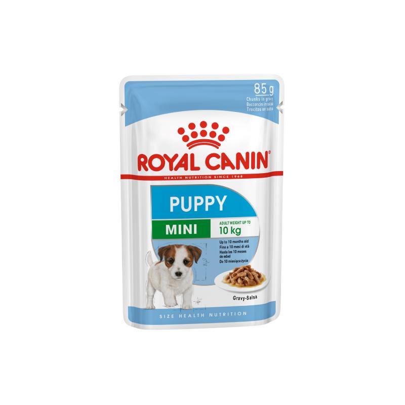 *小型幼年犬配方(肉汁) 85g