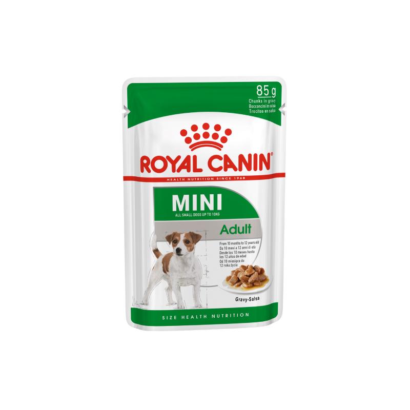 *小型成年犬配方(肉汁 ) 85g