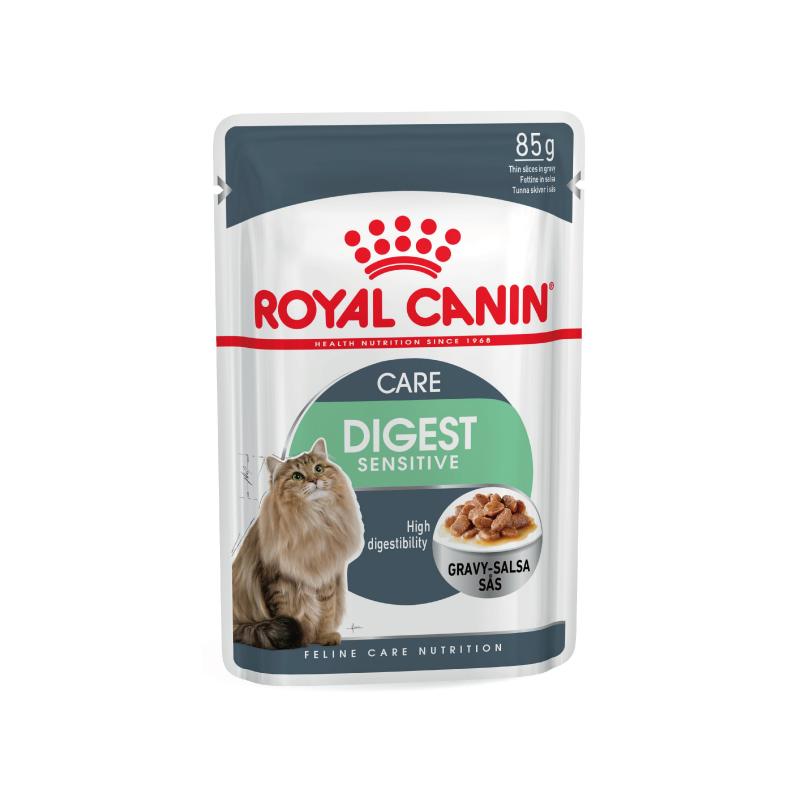 腸胃敏感成貓糧 85G