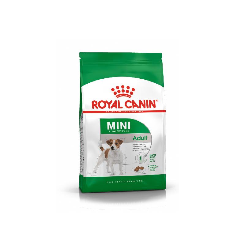 10月-8歲小型成犬糧