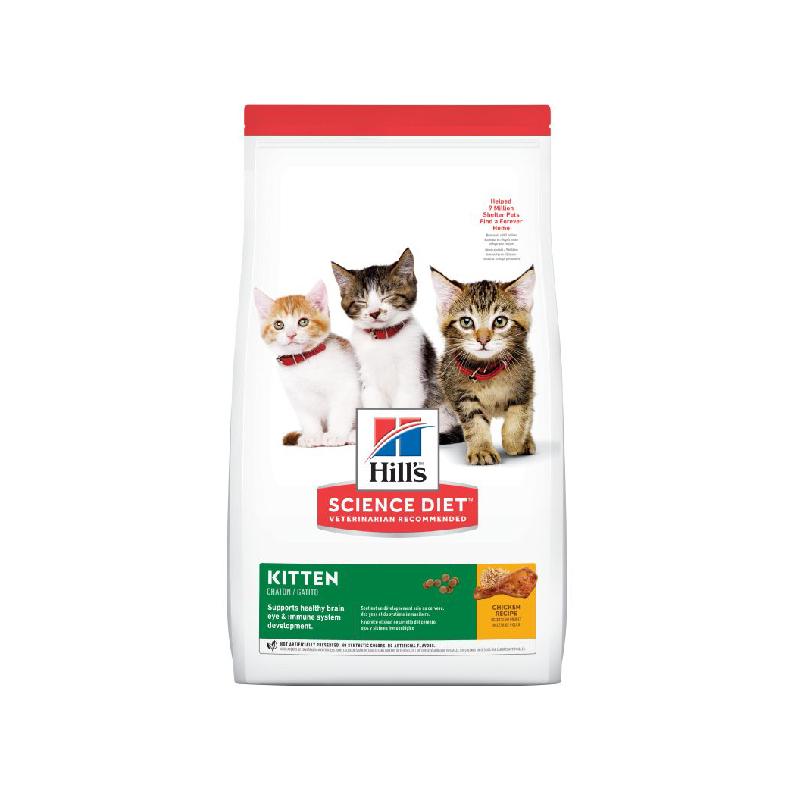 幼貓糧 4KG