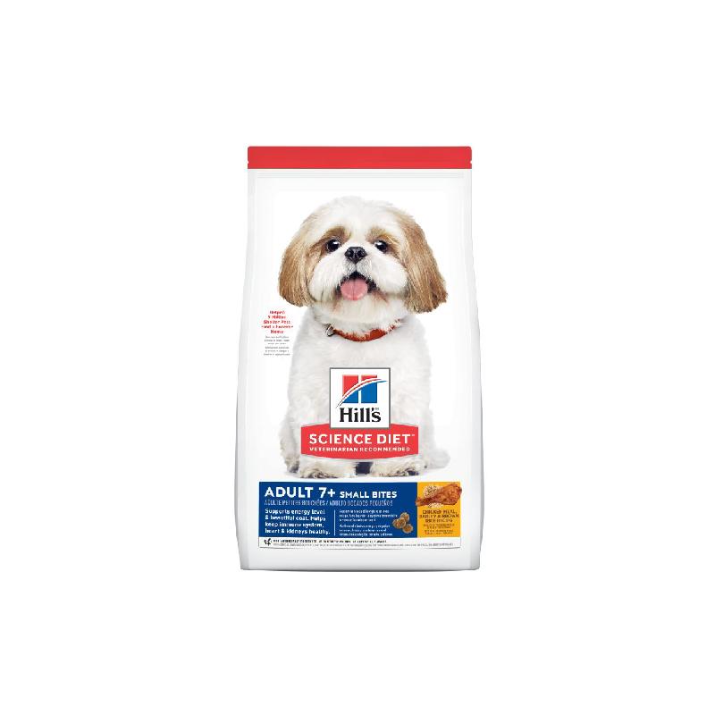 高齡細粒犬糧