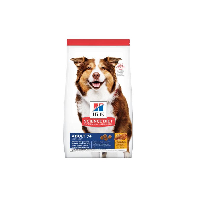 *Hills高齡標準粒犬糧 33lb