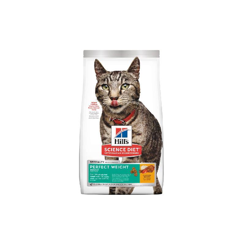 完美體態成貓糧