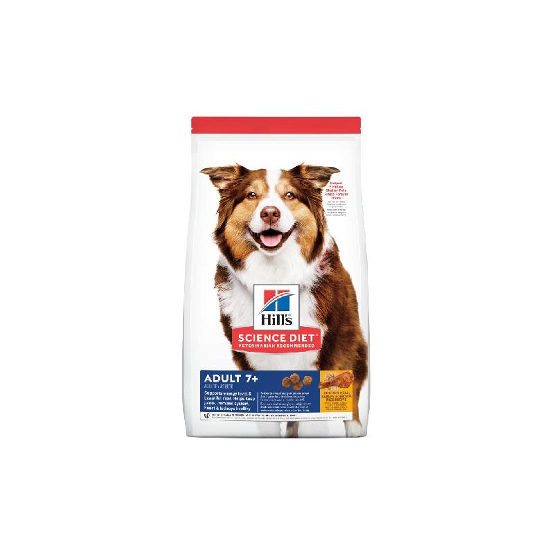 *Hills高齡標準粒犬糧 15lb
