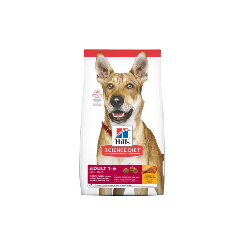 *Hills標準粒成犬糧3kg