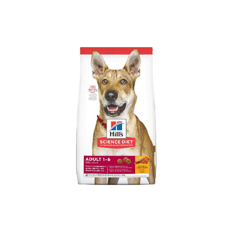 標準粒成犬糧