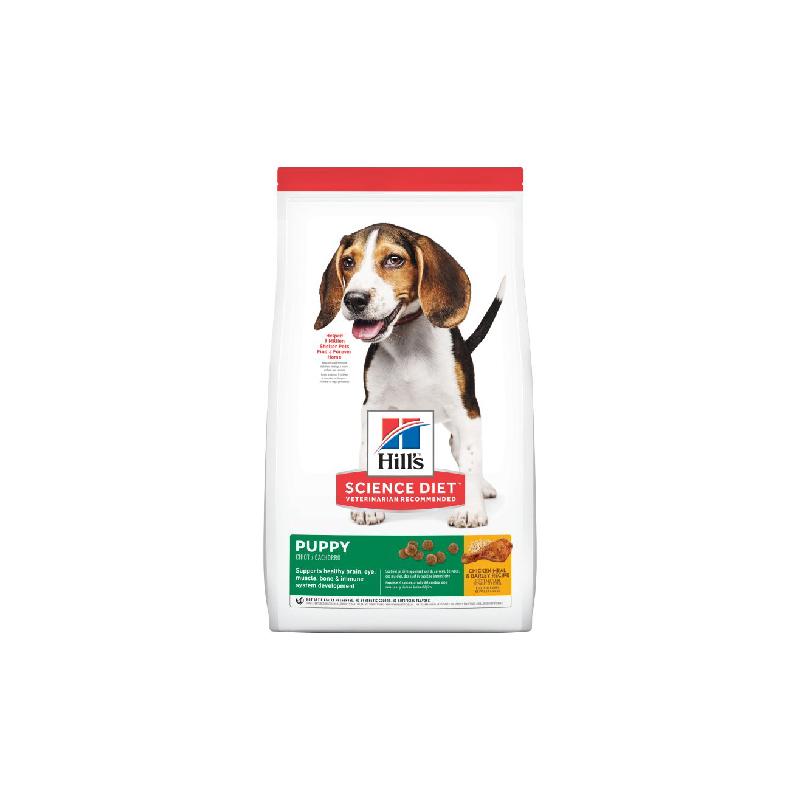 標準粒幼犬糧