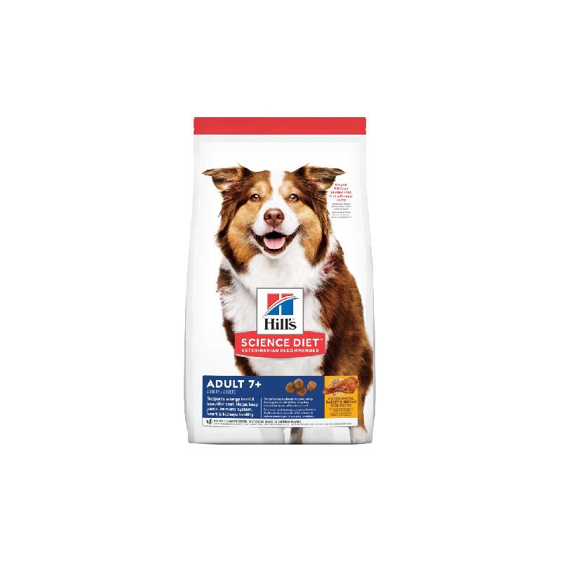 *Hills高齡標準粒犬糧3kg