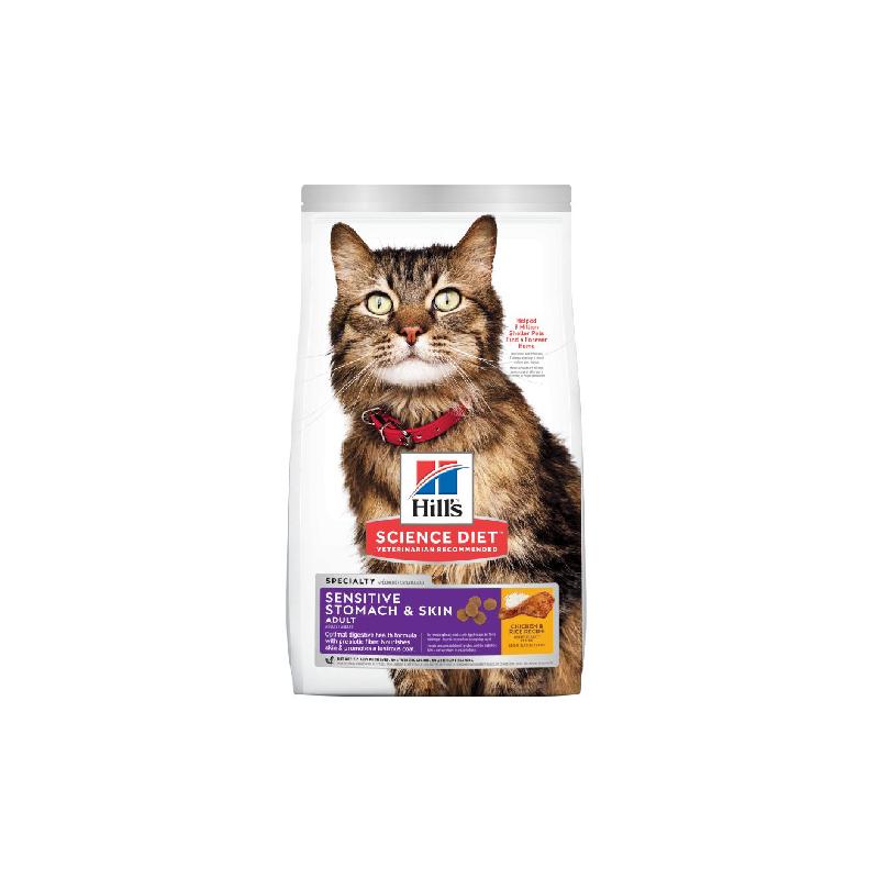 皮膚腸胃敏感成貓糧 3.5LB