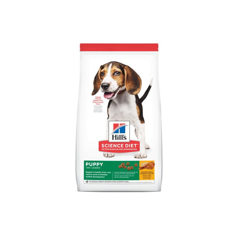 *Hills標準粒幼犬糧15.5lb