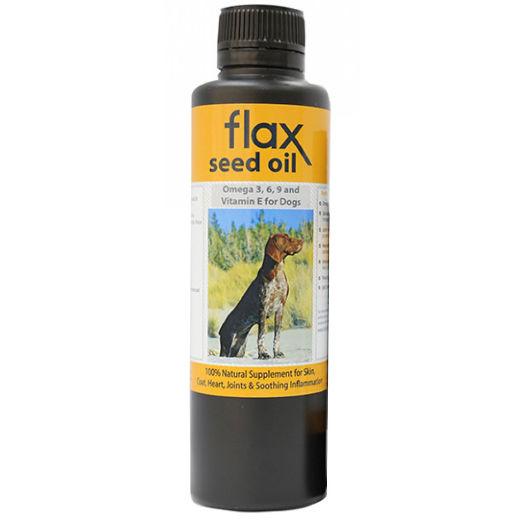 紐西蘭天然亞麻籽營養油