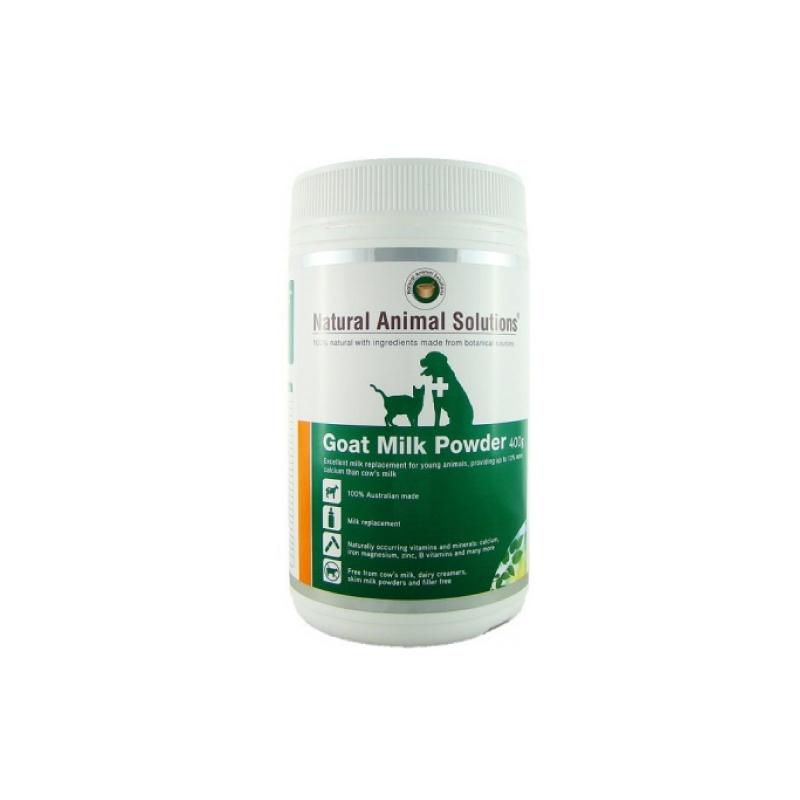 NAS_100%澳洲羊奶粉400g