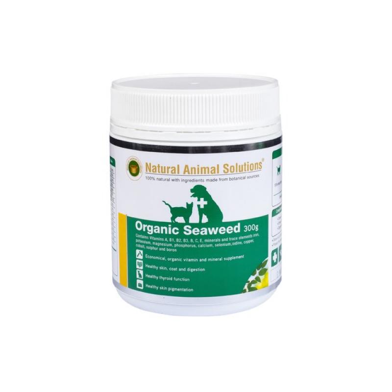 NAS_100%有機海藻粉300g